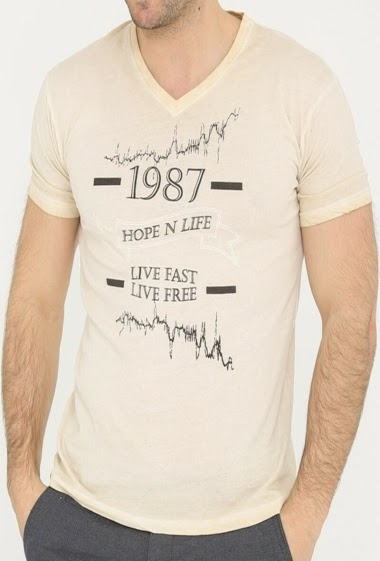 HOPENLIFE t-shirt CIFA FASHION