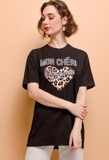 T-shirt MON CHERI