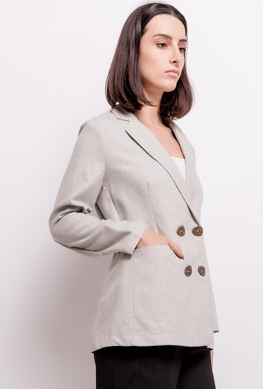 Shinny blazer