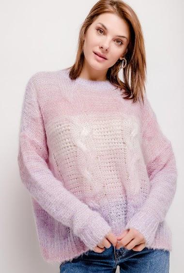 Shinny sweater