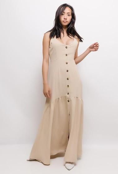 KAYCEE long dress CIFA FASHION