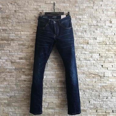 KENZARRO jeans slim AUBERVILLIERS FASHION