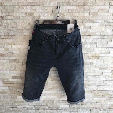 KENZARRO calças de ganga AUBERVILLIERS FASHION