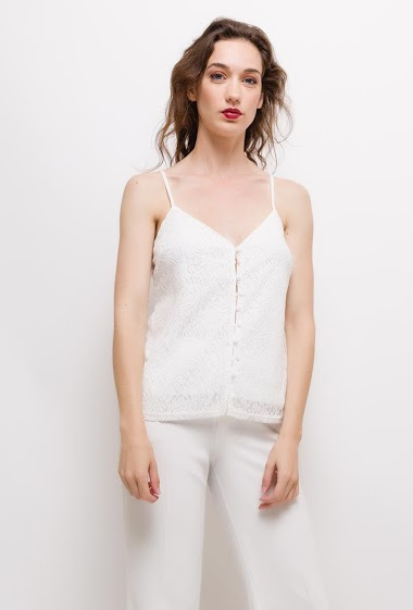 The model measures 177cm and wears S/M. Length:60cm