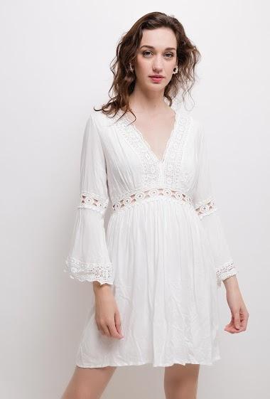 robe boh me lilie rose paris fashion shops. Black Bedroom Furniture Sets. Home Design Ideas