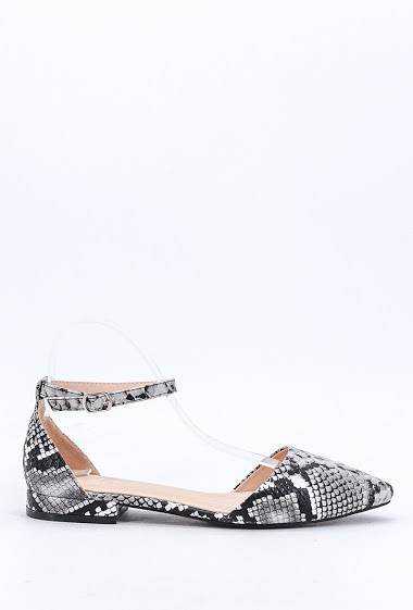 LOV'IT sandale / ballerina FASHION CENTER