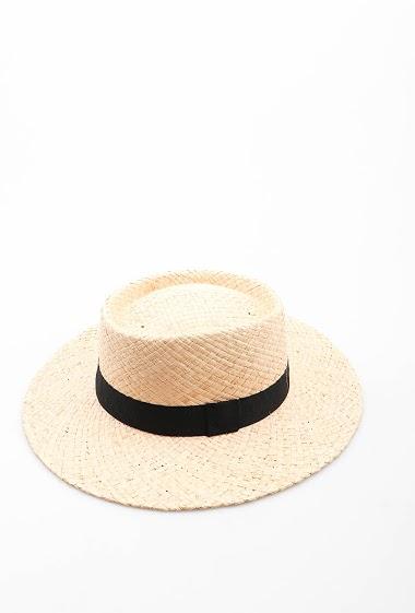 Chapeau straw