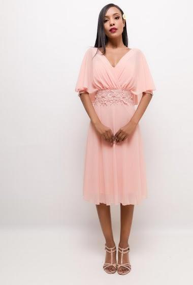 Robe Soiree Patineuse Grande Taille Marie June Paris Fashion Shops