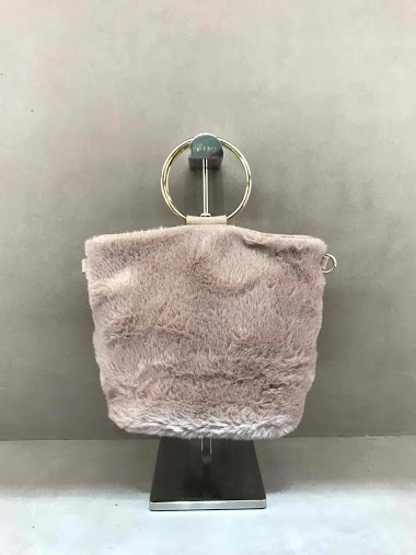 MAX & ENJOY faux fur bag CIFA FASHION