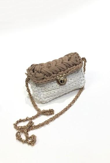 MISSKOO handmade braided bag CIFA FASHION