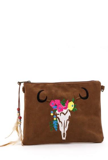 Shoulder bag. 25x20x2 cm