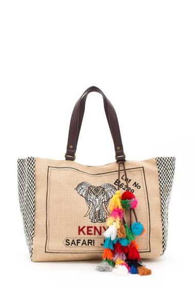 Shopping bag. 42x37x19 cm