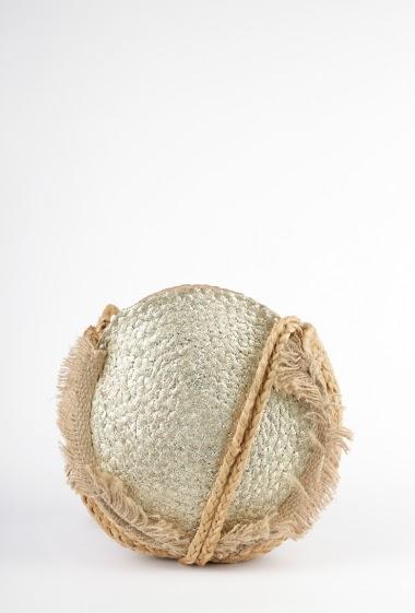 MOGANO bolso pequeño de arpillera CIFA FASHION