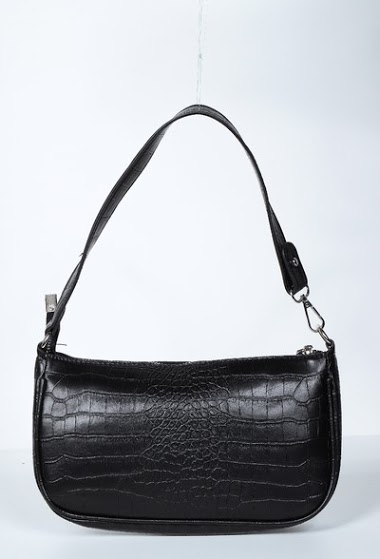 MOGANO shoulder bag, animal print CIFA FASHION
