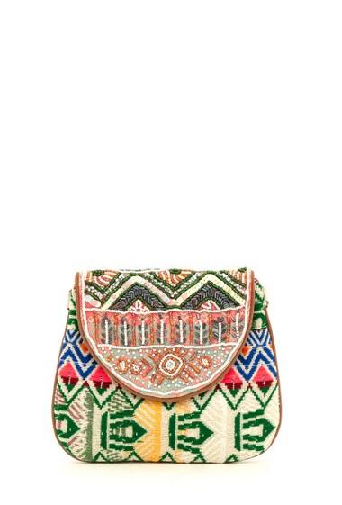 Pounch bag. 21x1x19,50 cm