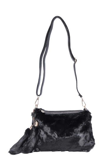 MOGANO fur bowling bag CIFA FASHION