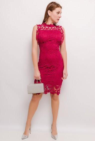 MOODY'S kanten jurk CIFA FASHION