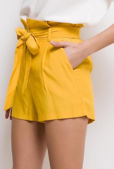 NOÉMIE & CO pantaloncini con cintura CIFA FASHION