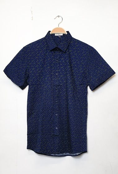 Short-sleeved shirt