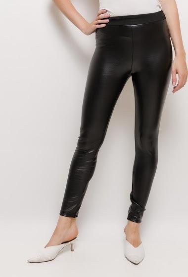 Leggings with fleece inner. The model measures 176cm and wears S