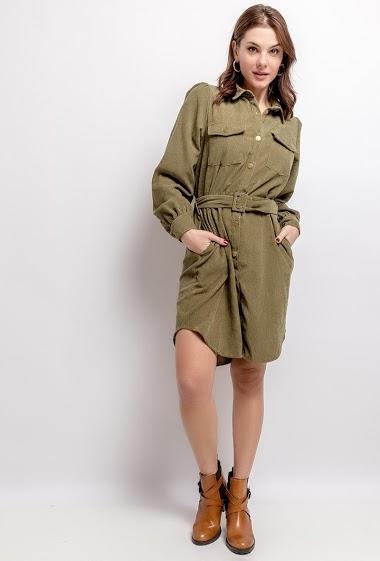 Cuduroy dress