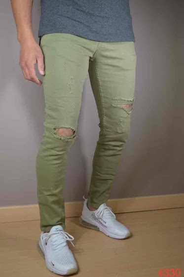VIP CLOTHING trousers CIFA FASHION
