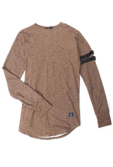 Long sleeves t-shirt, casual fit