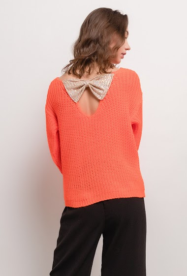 WILLY Z knitted sweater CIFA FASHION