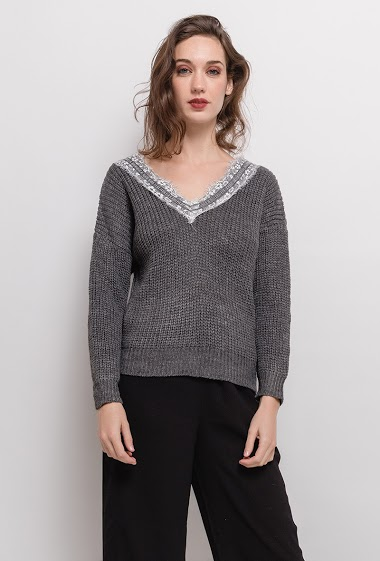 WILLY Z suéter de mujer CIFA FASHION