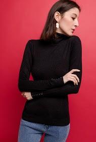 ADILYNN turtleneck sweater