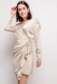 ADILYNN silky dress