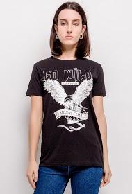 ADILYNN t-shirt go wild