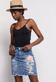 ALINA jupe en jean