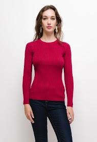 ALINA striped sweater