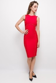 ALINA dress with rings