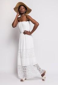 ALINA robe longue
