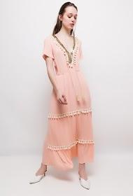 ALINA bohemian dress
