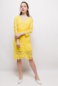 ALINA lace dress
