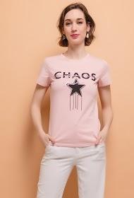 ALINA camiseta chaos