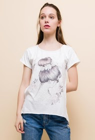ALINA printed t-shirt