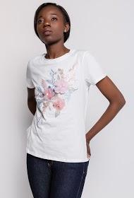 ALINA floral t-shirt