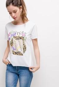 ALINA t-shirt imprimé