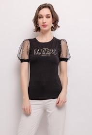 ALINA camiseta lovers