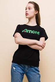 ALINA t-shirt amore
