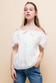 ALINA bohemian blouse