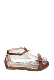 ANOUSHKA (SHOES) sandals with knots