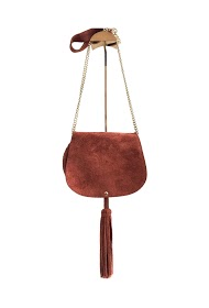 ANOUSHKA (SACS) small bag with pompom