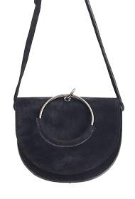 ANOUSHKA (SACS) small leather ring bag