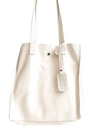 ANOUSHKA (SACS) grained leather bag