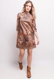 AZAKA II flowery dress